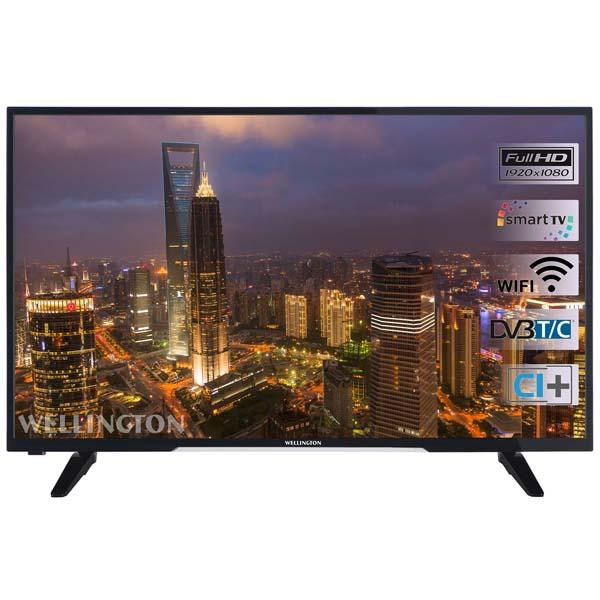 Wellington 43FHD279SW: un televizor accesibil