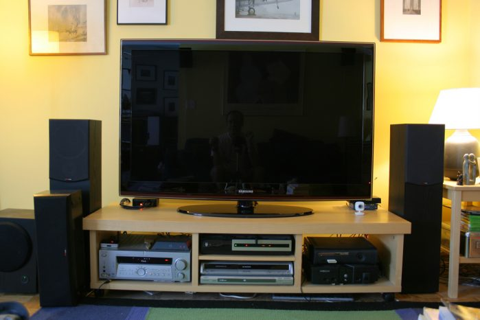 cat de mare trebuie sa fie televizorul