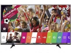 LG 55UH600V: un televizor inteligent pentru delectarea ta