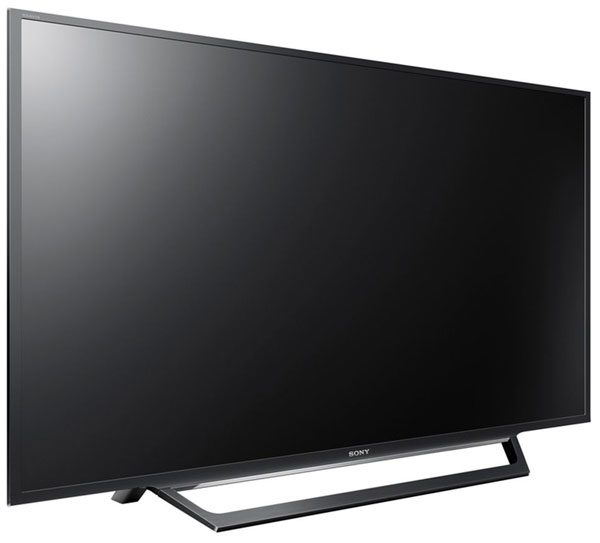 Sony Bravia 48WD650 lateral