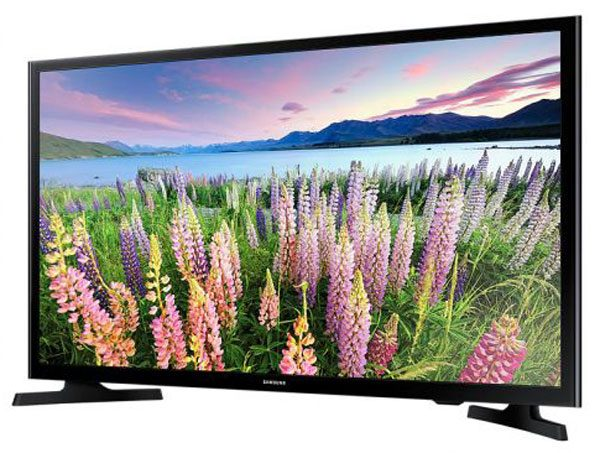 Samsung 40J5000 lateral