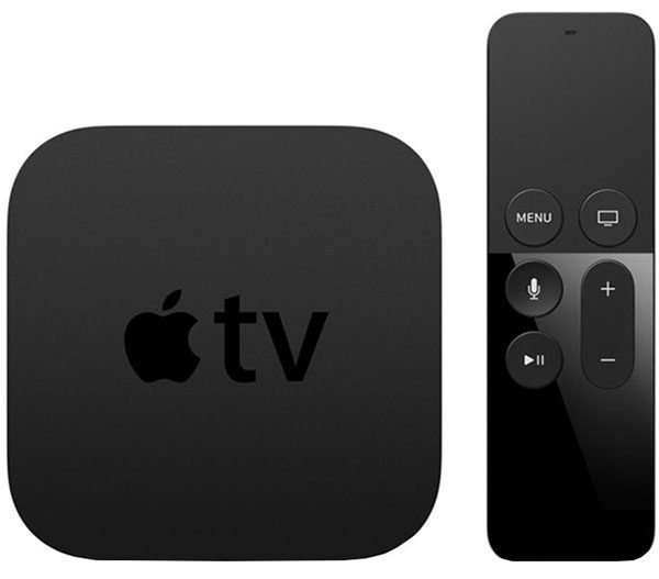 Apple TV generatia 4