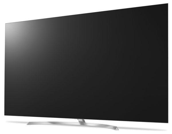 LG OLED65B7V lateral