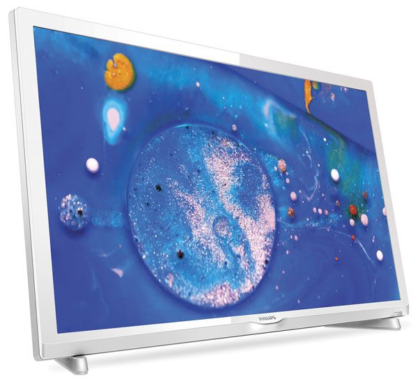 Philips 24PFS4032 lateral