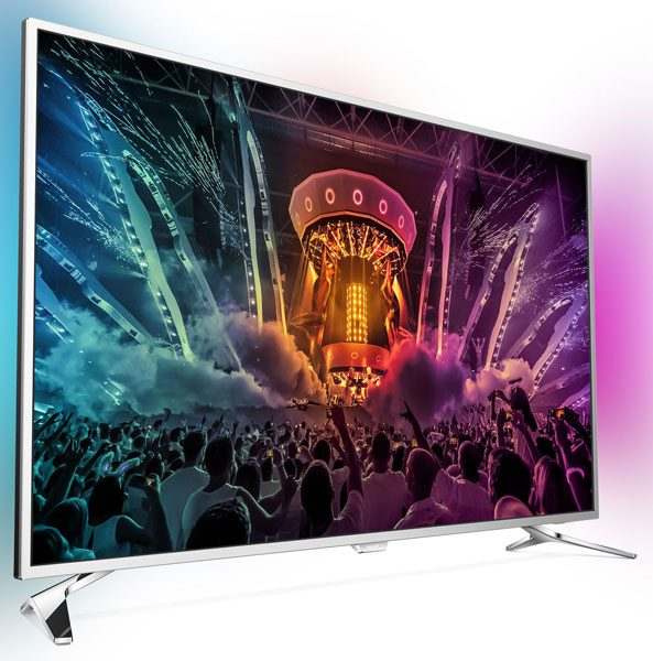 Philips 49PUS6501 lateral