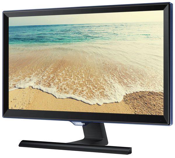 Samsung LT22E390EW lateral