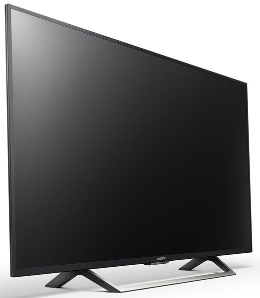 Sony 43WE750 lateral