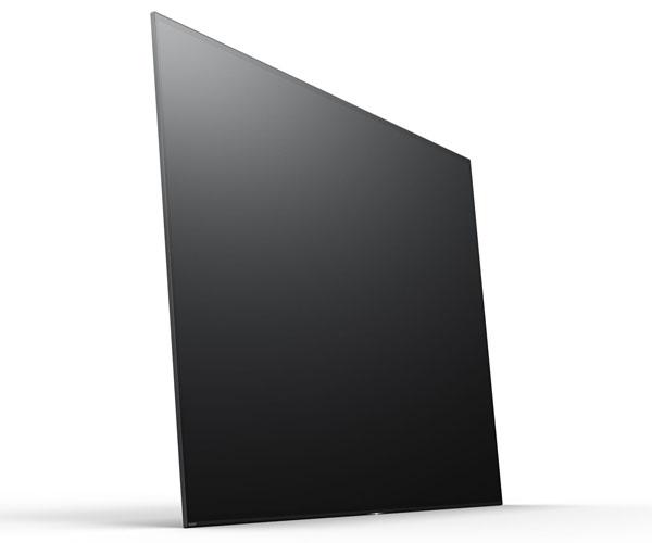 Sony 65A1 inclinat