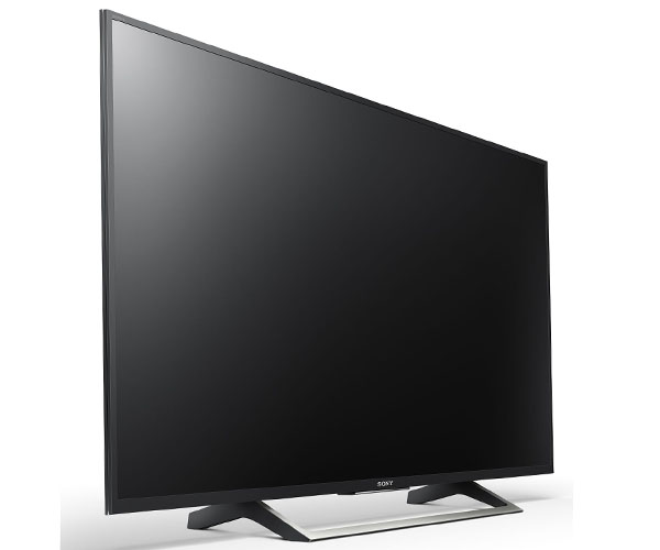 Sony Bravia 43XE7005 inclinat