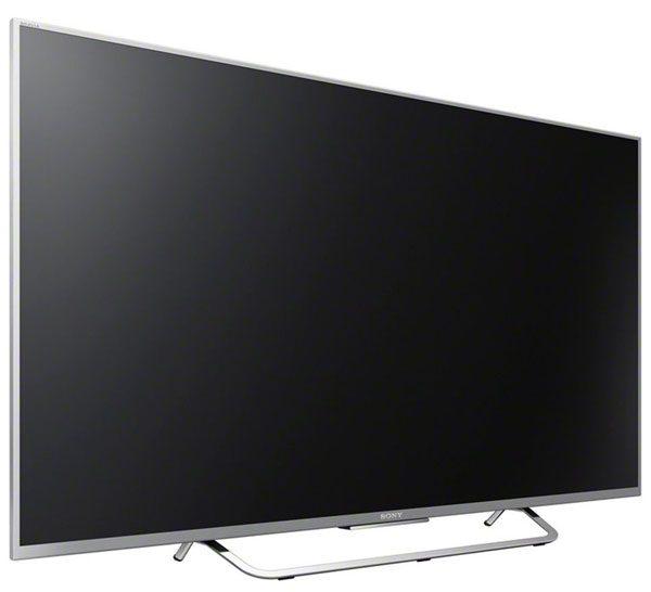 Sony Bravia KD-43X8307C lateral