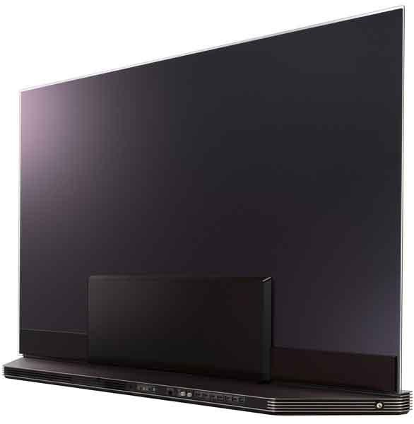 LG OLED77G6V review