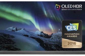 LG OLED77G6V