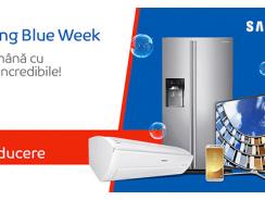 Reduceri de pana la 35% doar cu Samsung Blue Week