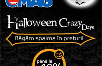 Halloween Crazy Days