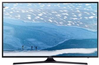 Samsung 50KU6092: asigura o vizualizare placuta