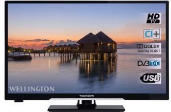 Wellington 24HD279: un produs de incredere